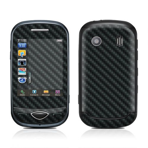 Carbon Fiber Samsung Corby Plus Skin