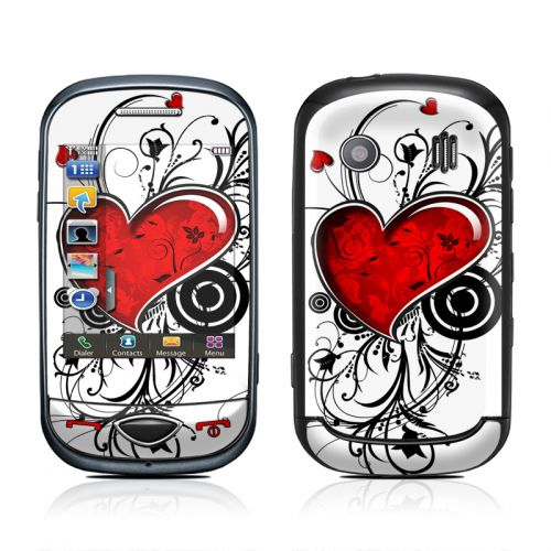 My Heart Samsung Corby Plus Skin