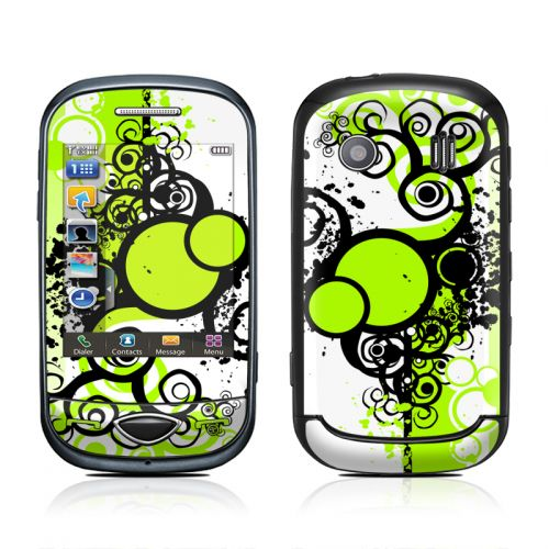 Simply Green Samsung Corby Plus Skin