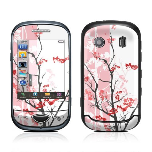 Pink Tranquility Samsung Corby Plus Skin