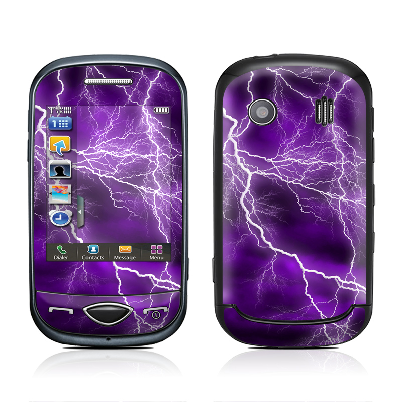 Apocalypse Violet Samsung Corby Plus Skin