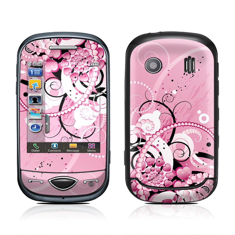 Her Abstraction Samsung Corby Plus Skin