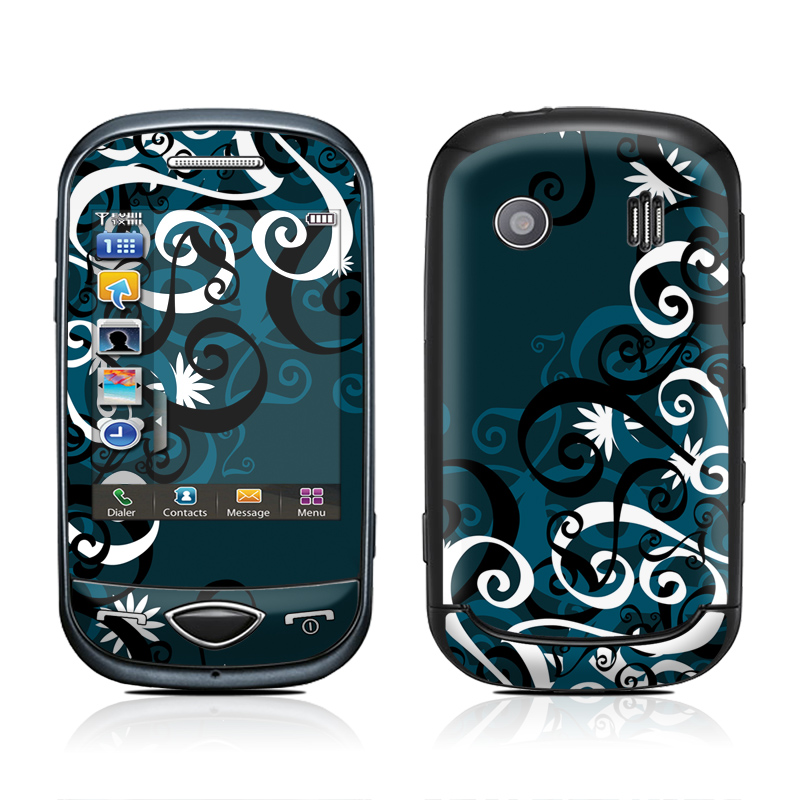 Midnight Garden Samsung Corby Plus Skin