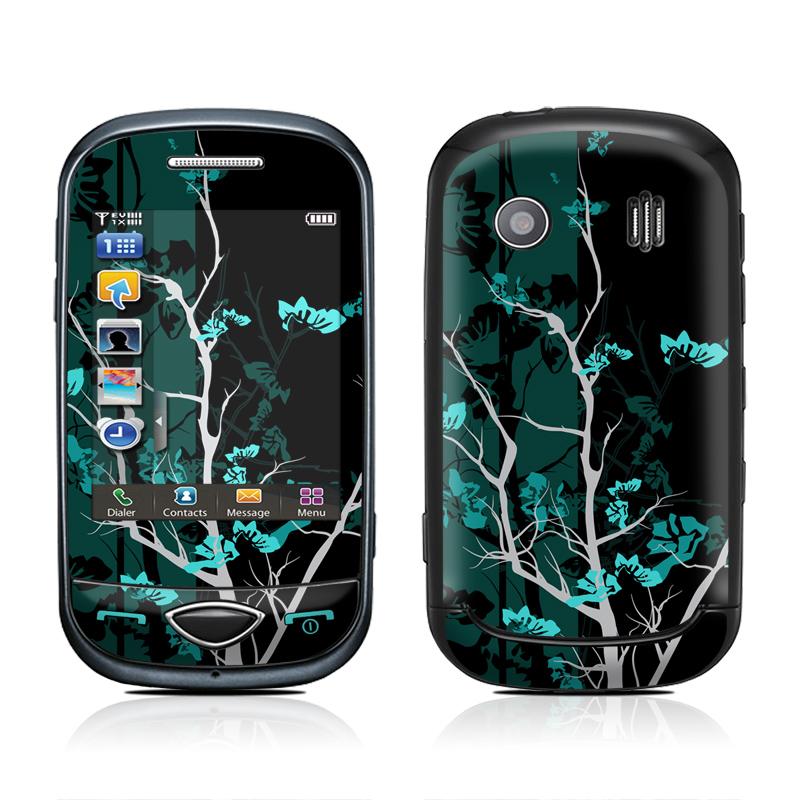 Aqua Tranquility Samsung Corby Plus Skin