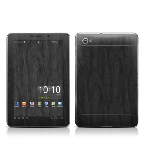 Black Woodgrain Galaxy Tab 7.7 Skin