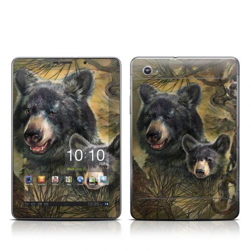 Black Bears Galaxy Tab 7.7 Skin