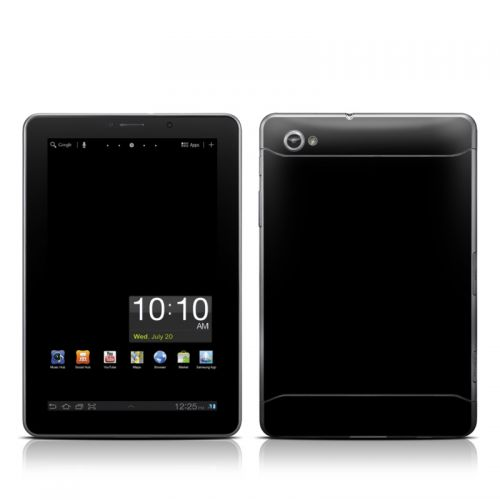 Solid State Black Galaxy Tab 7.7 Skin