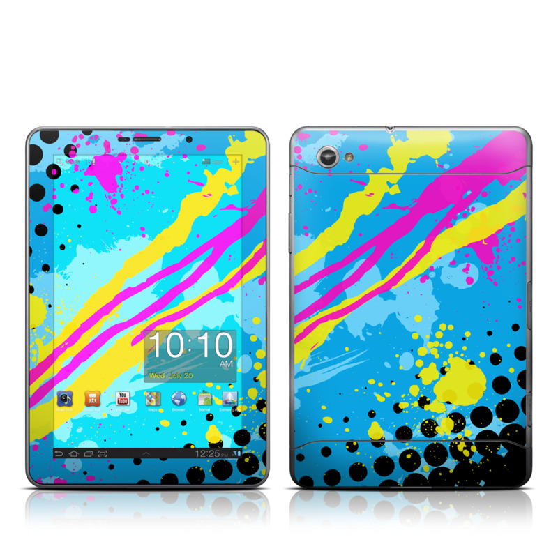 Acid Galaxy Tab 7.7 Skin