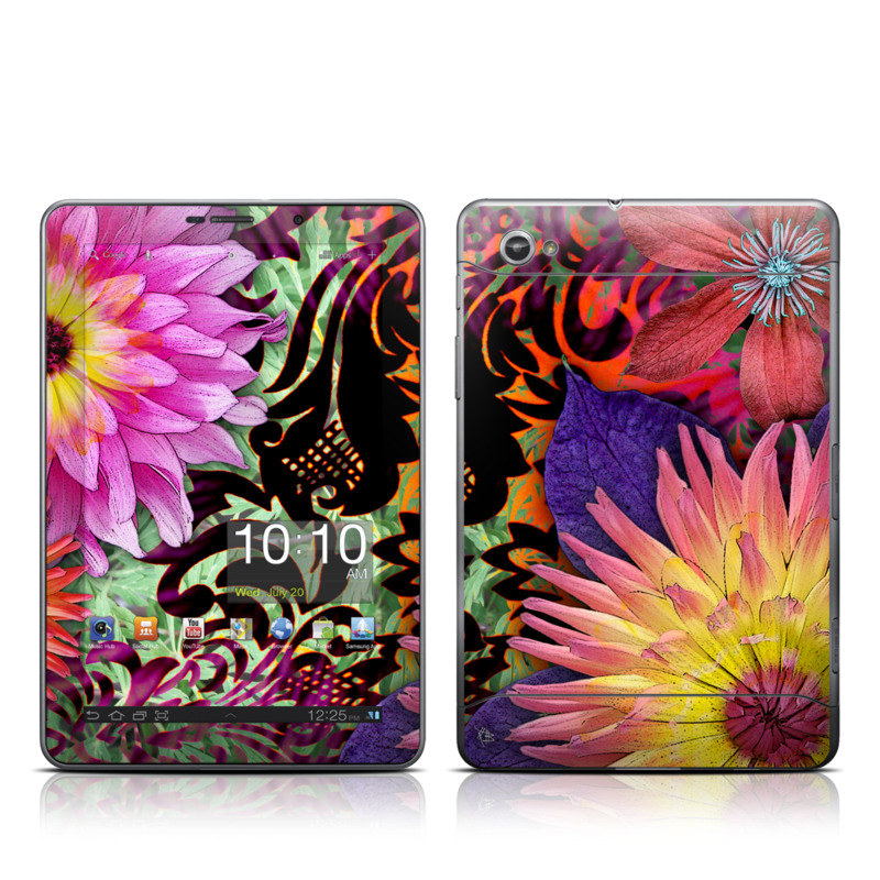 Cosmic Damask Galaxy Tab 7.7 Skin