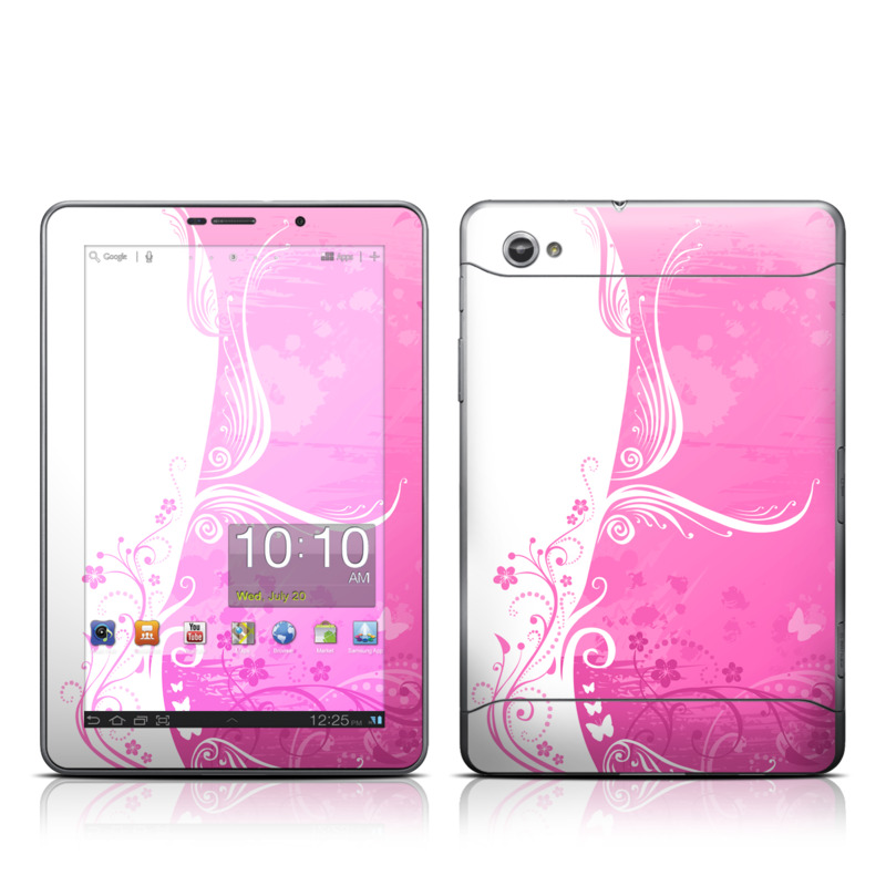 Pink Crush Galaxy Tab 7.7 Skin