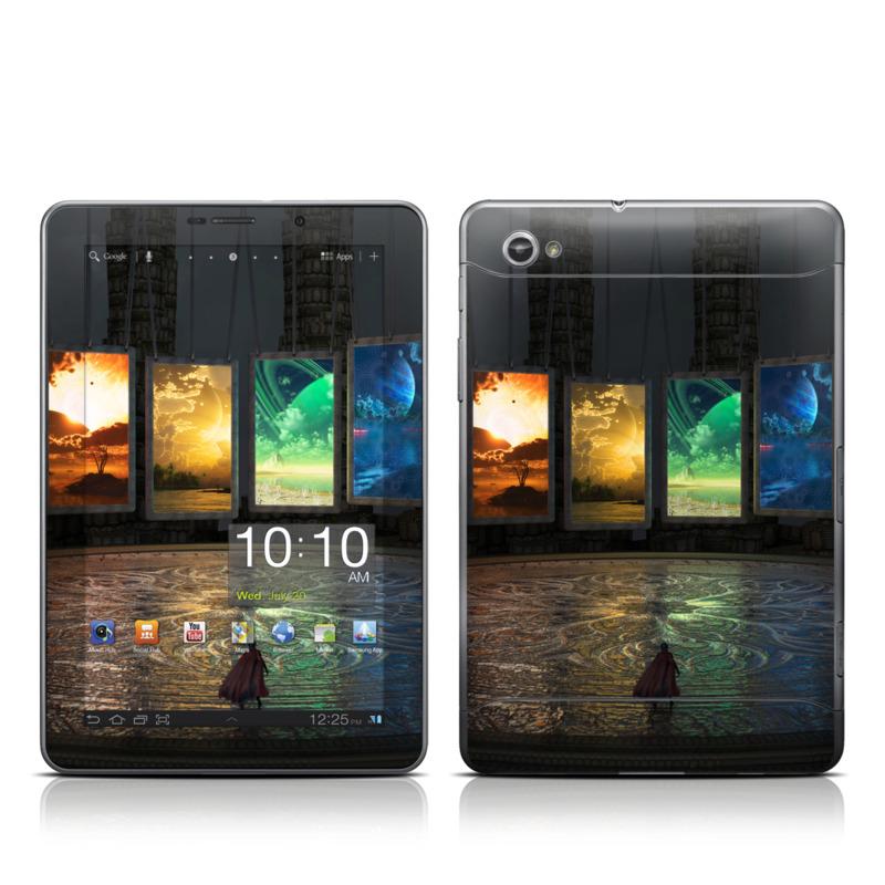 Portals Galaxy Tab 7.7 Skin