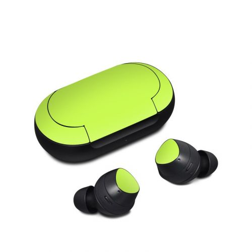 Solid State Lime Samsung Galaxy Buds Skin