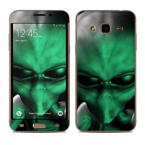 Abduction Samsung Galaxy J3 Skin