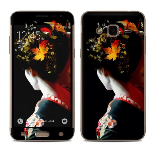 Autumn Samsung Galaxy J3 Skin