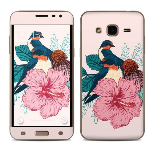 Barn Swallows Samsung Galaxy J3 Skin