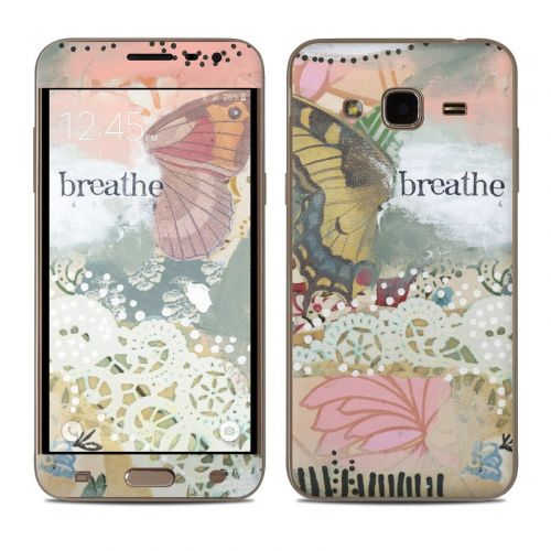 Breathe Samsung Galaxy J3 Skin