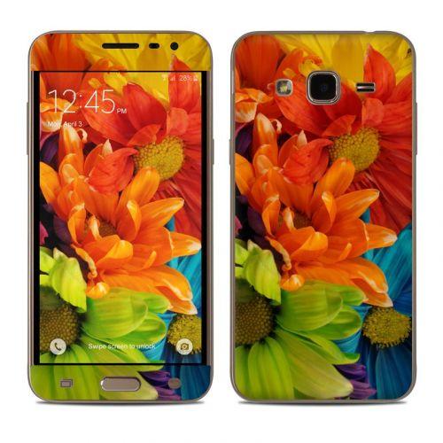 Colours Samsung Galaxy J3 Skin
