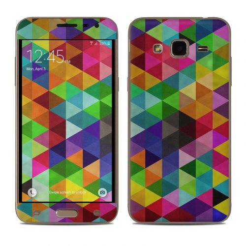 Connection Samsung Galaxy J3 Skin