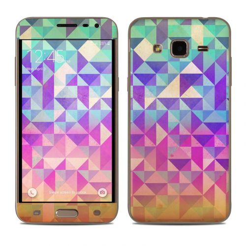 Fragments Samsung Galaxy J3 Skin