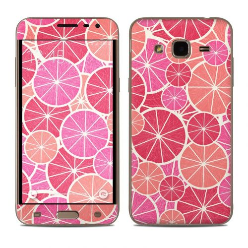 Grapefruit Samsung Galaxy J3 Skin
