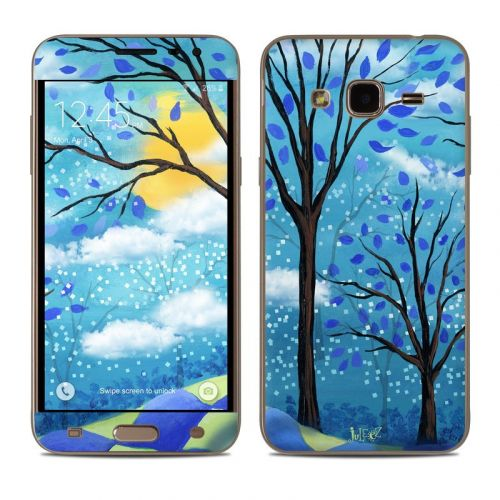 Moon Dance Magic Samsung Galaxy J3 Skin