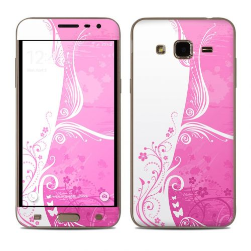 Pink Crush Samsung Galaxy J3 Skin