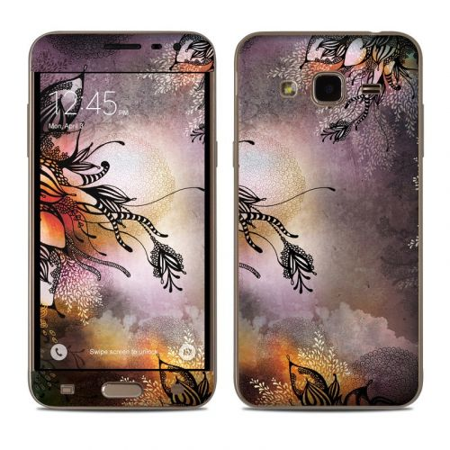 Purple Rain Samsung Galaxy J3 Skin