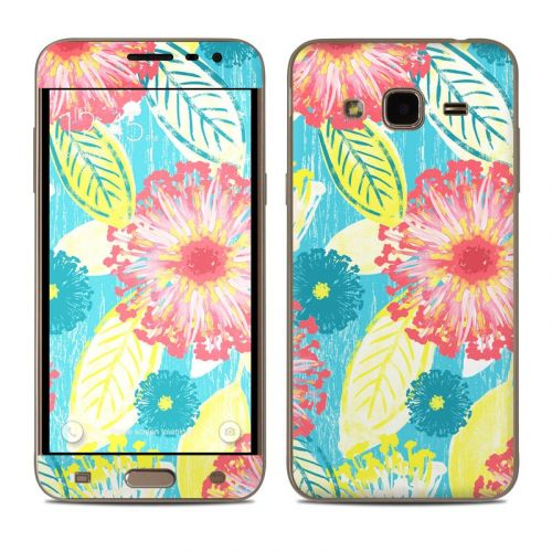 Tickled Peach Samsung Galaxy J3 Skin