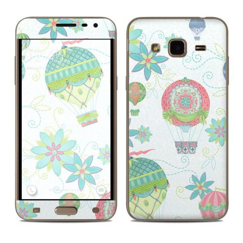 Up and Away Samsung Galaxy J3 Skin