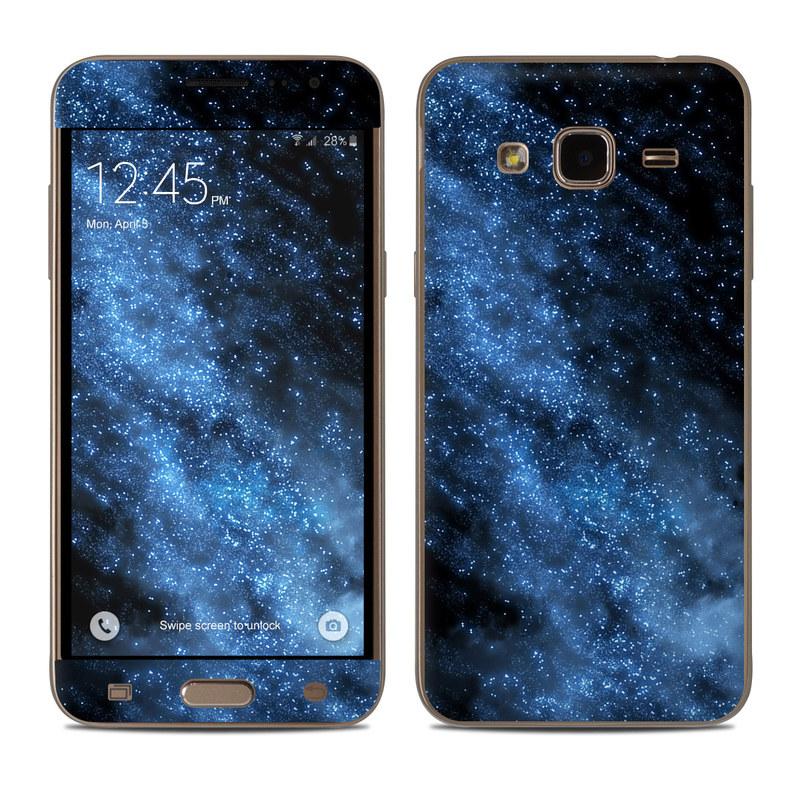 Milky Way Samsung Galaxy J3 Skin