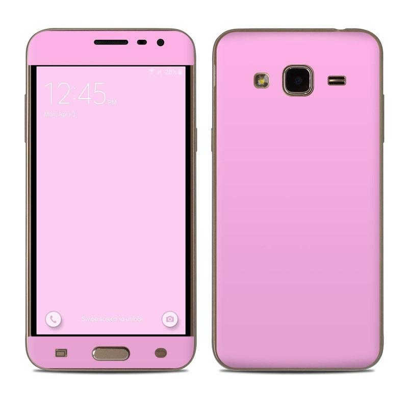 Solid State Pink Samsung Galaxy J3 Skin