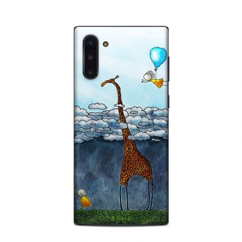 Above The Clouds Samsung Galaxy Note 10 Skin