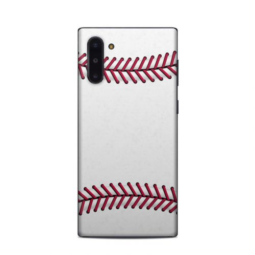 Baseball Samsung Galaxy Note 10 Skin