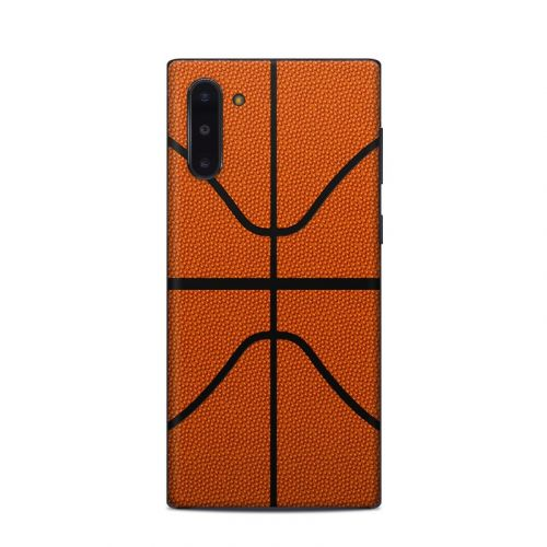 Basketball Samsung Galaxy Note 10 Skin