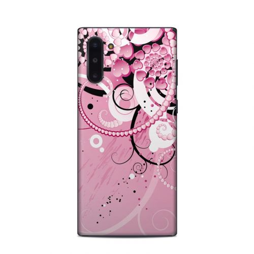 Her Abstraction Samsung Galaxy Note 10 Skin
