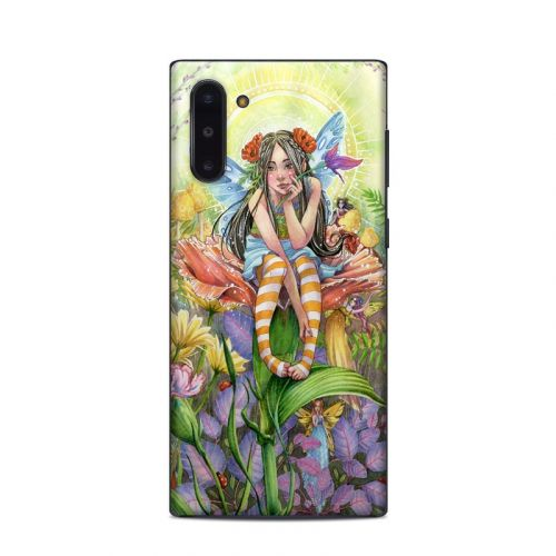 Hide and Seek Samsung Galaxy Note 10 Skin