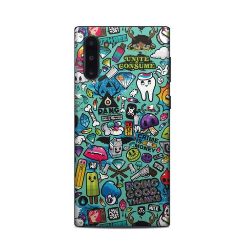 Jewel Thief Samsung Galaxy Note 10 Skin