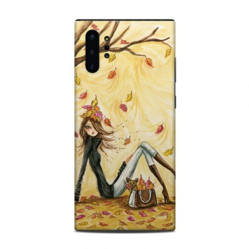 Autumn Leaves Samsung Galaxy Note 10 Plus Skin