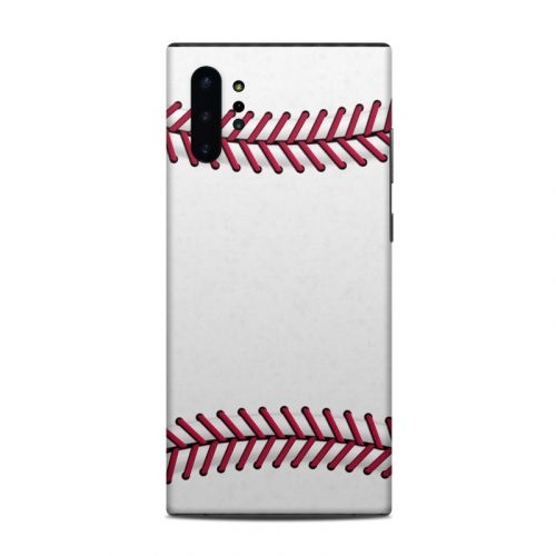 Baseball Samsung Galaxy Note 10 Plus Skin