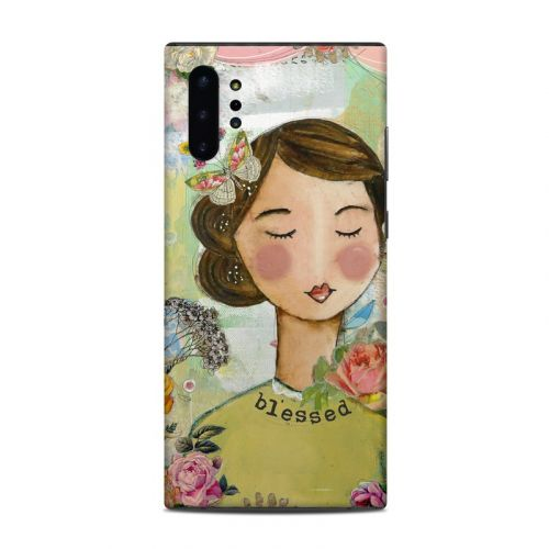 Grateful Soul Samsung Galaxy Note 10 Plus Skin