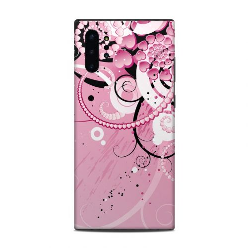 Her Abstraction Samsung Galaxy Note 10 Plus Skin
