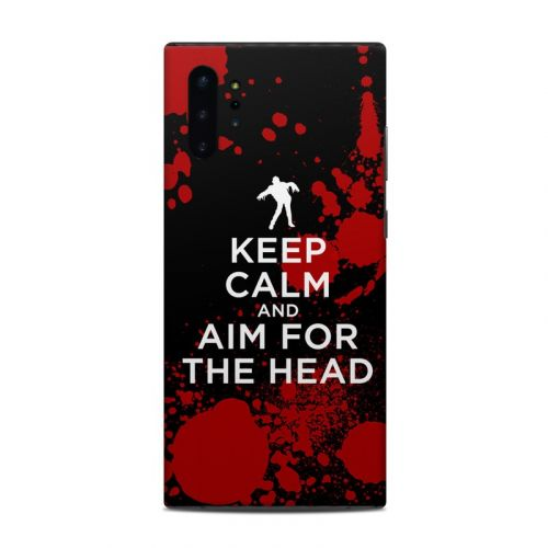 Zombie Samsung Galaxy Note 10 Plus Skin