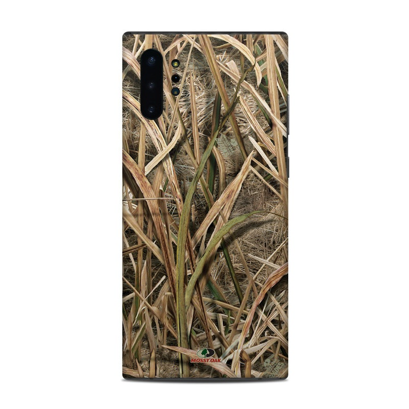 Samsung Galaxy Note 10 Plus Skin design of Grass, Straw, Plant, Grass family, Twig, Adaptation, Agriculture with black, green, gray, red colors
