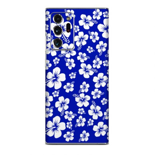 Aloha Blue Samsung Galaxy Note 20 Ultra Skin