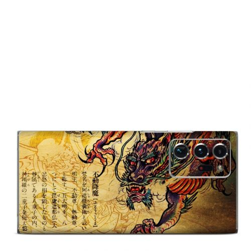 Dragon Legend Samsung Galaxy Note 20 Ultra Skin