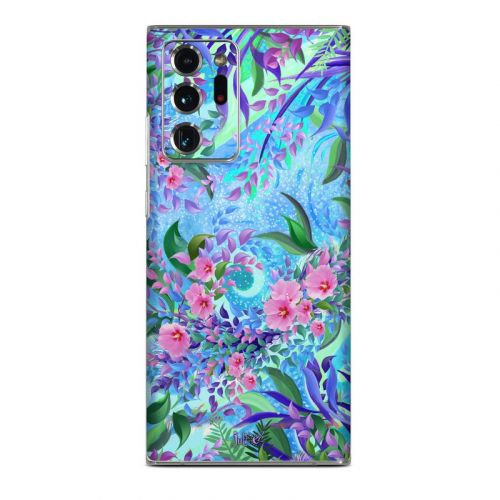 Lavender Flowers Samsung Galaxy Note 20 Ultra Skin
