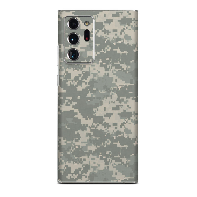 Samsung Galaxy Note 20 Ultra Skin design of Military camouflage, Green, Pattern, Uniform, Camouflage, Design, Wallpaper with gray, green colors