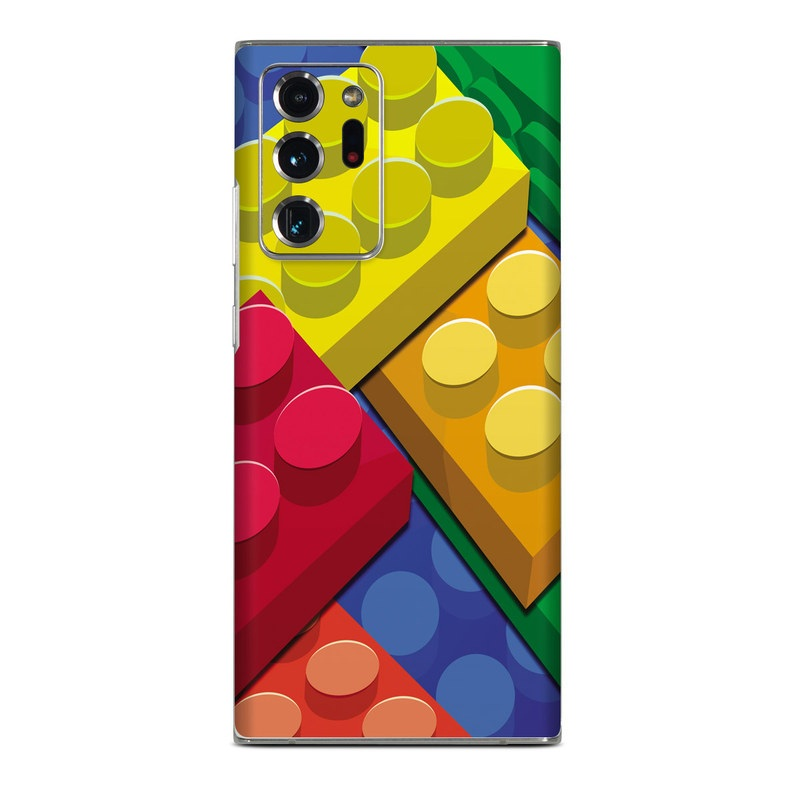 Samsung Galaxy Note 20 Ultra Skin design of Colorfulness, Pattern, Circle, Games, Play with red, blue, green, yellow, orange, pink colors