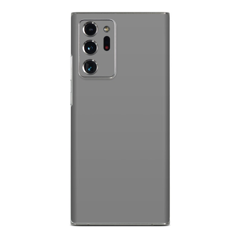 Samsung Galaxy Note 20 Ultra Skin design of Atmospheric phenomenon, Daytime, Grey, Brown, Sky, Calm, Atmosphere, Beige with gray colors