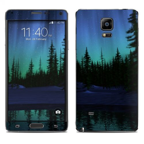 Aurora Galaxy Note 4 Skin